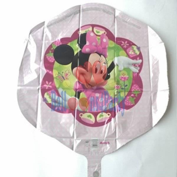 Balon folie Minnie Floare 46 x 46 cm 0026635264372 1