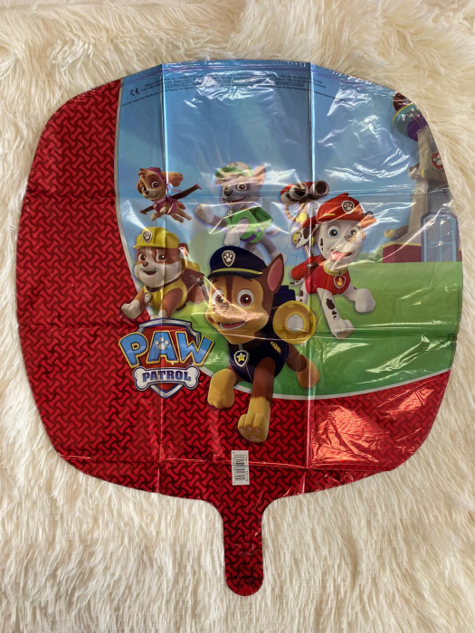 Balon folie Paw Patrol 43cm 026635301794 1