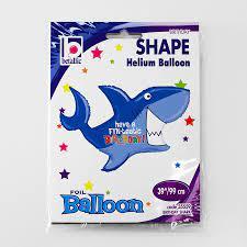 Balon folie rechin Have a FIn-tastic day 99 cm [2]