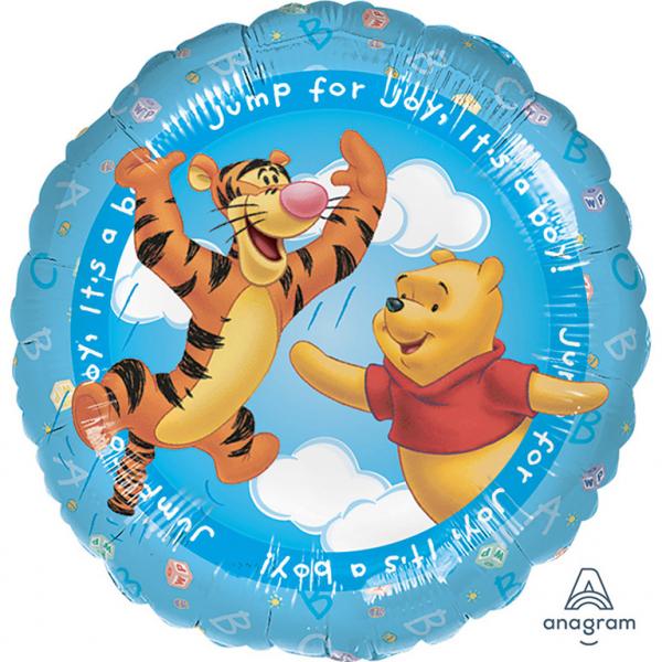 "Balon folie Winnie""Pooh It's a Boy"" 45 cm 0080518096030 [0]"