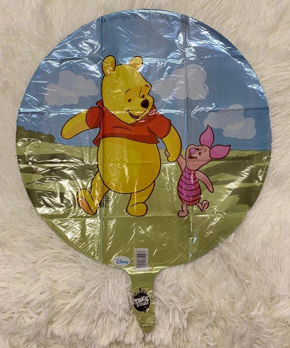 Balon folie Winnie si porcusor 45 cm [1]