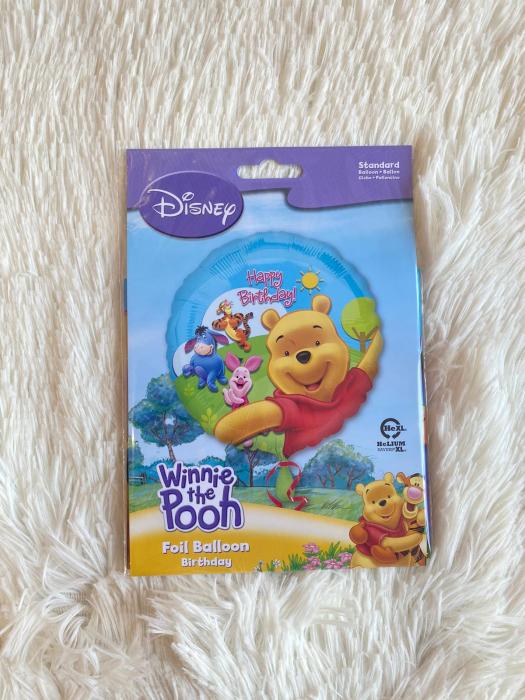 Balon folie Winnie the Pooh & Friends Happy Birthday 43cm 080518157496 [2]
