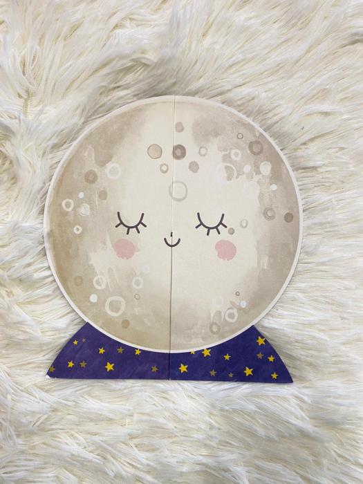 Kit decoratiuni carton masa Twinkle Little star 27 buc [5]