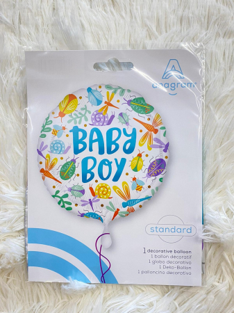 Balon folie Baby Boy animalute insecte 43 cm [2]