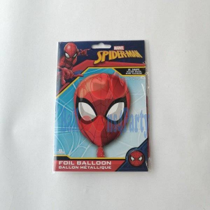 Balon folie Cap Spiderman 30 x 43cm1