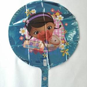 Balon folie Doc McStuffins / Doctorita Plusica 43cm 00266352753301