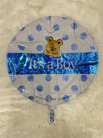 Balon folie It's a boy ursulet 46 cm [1]