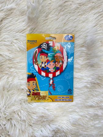 Balon folie Jake si Piratii din Tara de Nicaieri 43cm 0266352635592