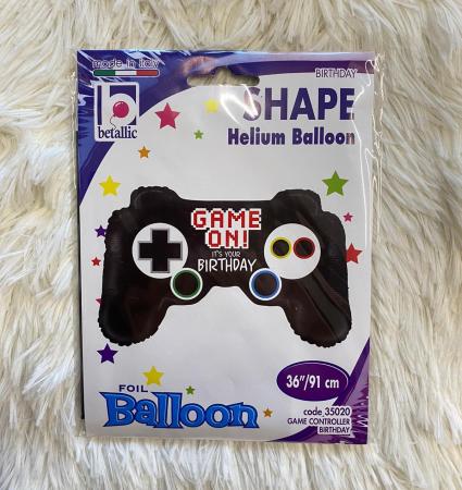 Balon folie joystick / controller game 91 cm [3]
