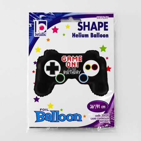 Balon folie joystick / controller game 91 cm [1]