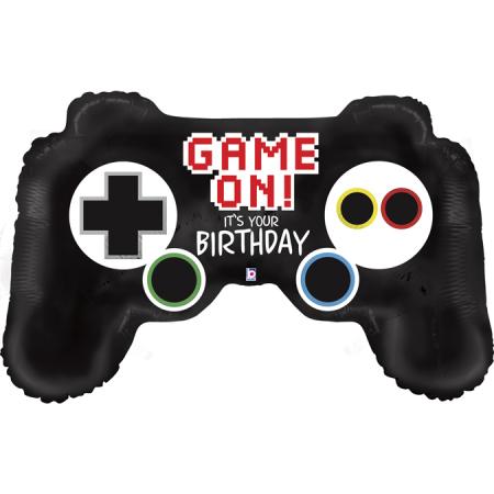 Balon folie joystick / controller game 91 cm [0]