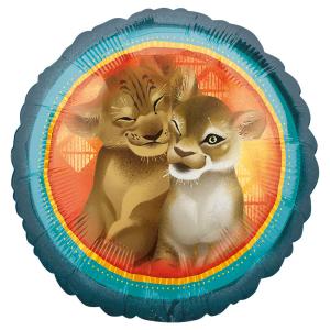 Balon folie Lion King / Regele leu 43 cm 00266353987561