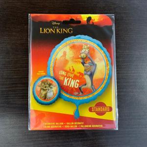 Balon folie Lion King / Regele leu 43 cm 00266353987562