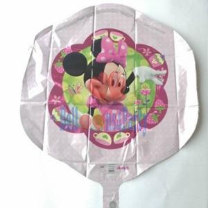 Balon folie Minnie Floare 46 x 46 cm 00266352643721