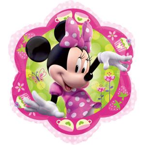 Balon folie Minnie Floare 46 x 46 cm 00266352643720