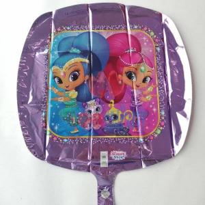 Balon folie Shimmer & Shine 43cm [1]