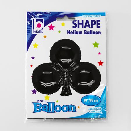 Balon folie Trefla Poker 99 cm [1]