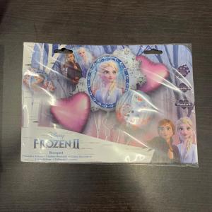 Buchet 5 baloane folie Frozen 2 00266354038941