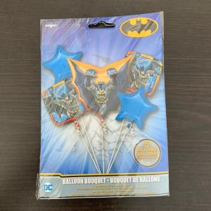 Buchet 5 baloane folie Batman 00266353271761