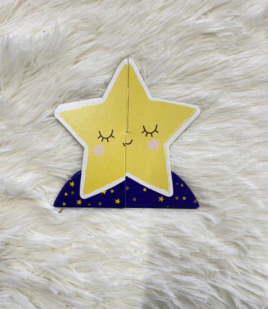 Kit decoratiuni carton masa Twinkle Little star 27 buc [6]