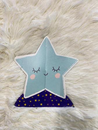 Kit decoratiuni carton masa Twinkle Little star 27 buc [7]