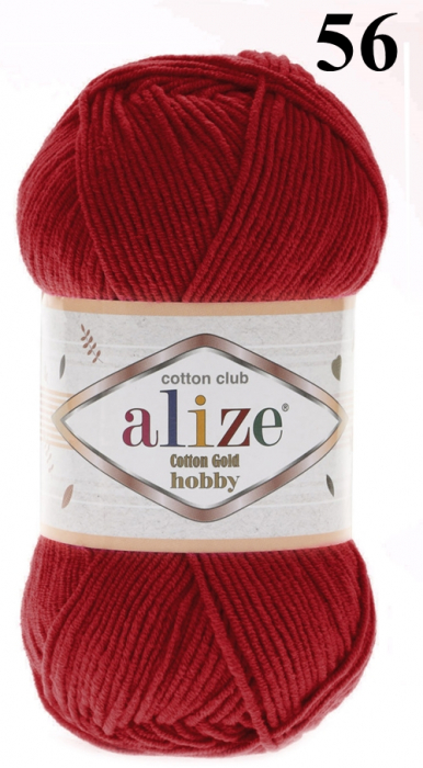 Cotton Gold Hobby 22