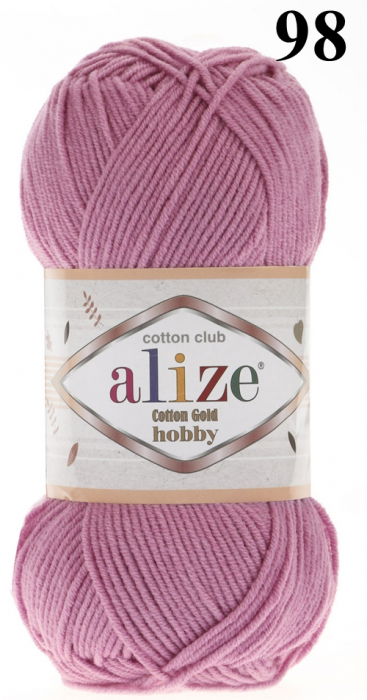 Cotton Gold Hobby 26
