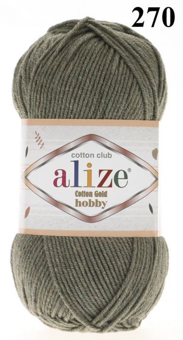 Cotton Gold Hobby 27