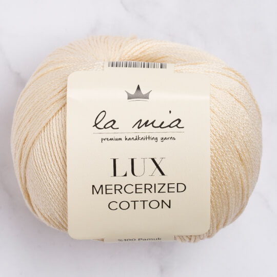 La Mia Lux Mercerized Cotton 3