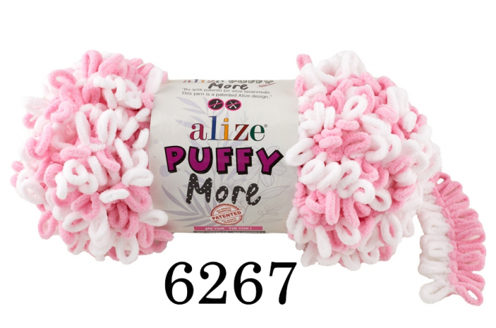 Puffy More 6
