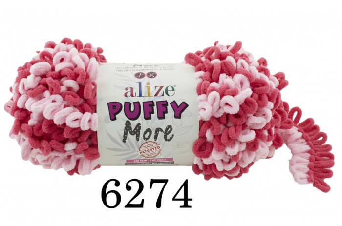 Puffy More 13