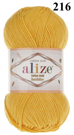Cotton Gold Hobby6