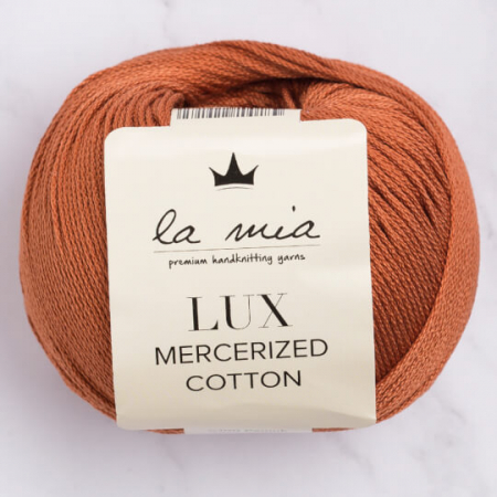 La Mia Lux Mercerized Cotton7
