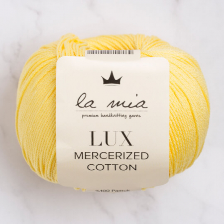 La Mia Lux Mercerized Cotton4