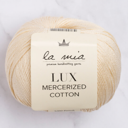 La Mia Lux Mercerized Cotton3