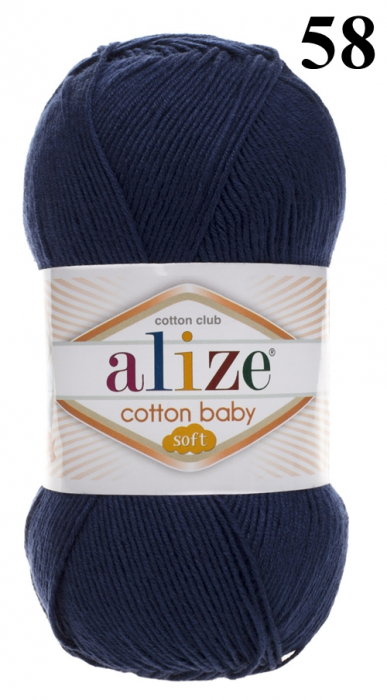 Cotton baby soft 1