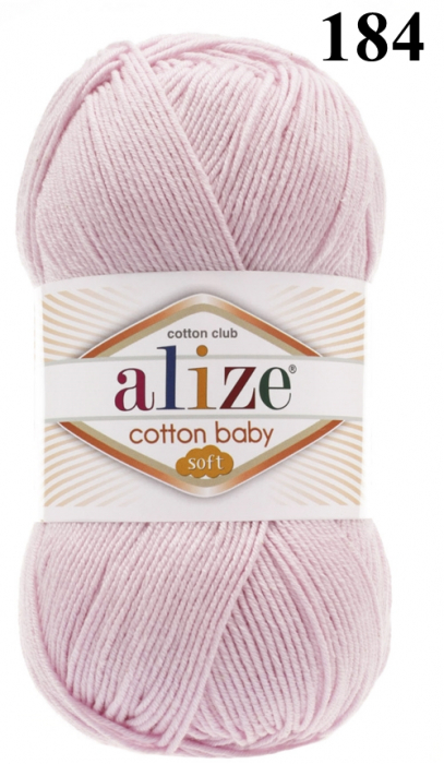 Cotton baby soft 34