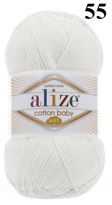 Cotton baby soft 2