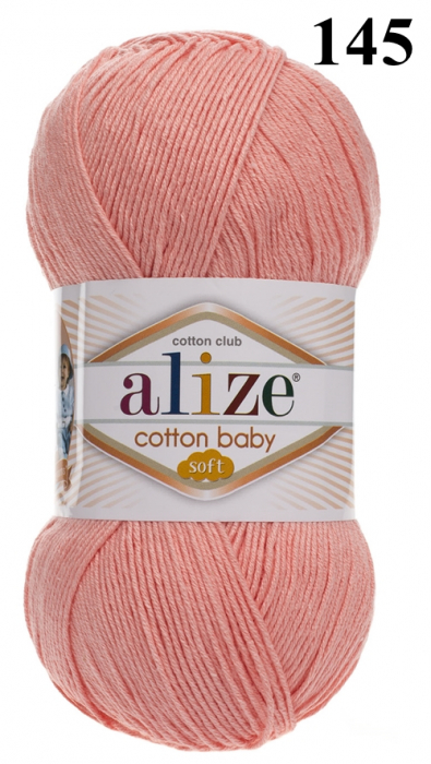 Cotton baby soft 4