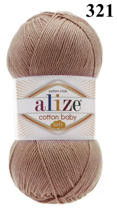 Cotton baby soft 5