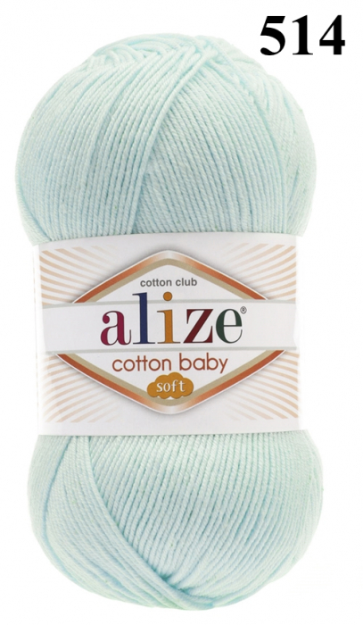 Cotton baby soft 6