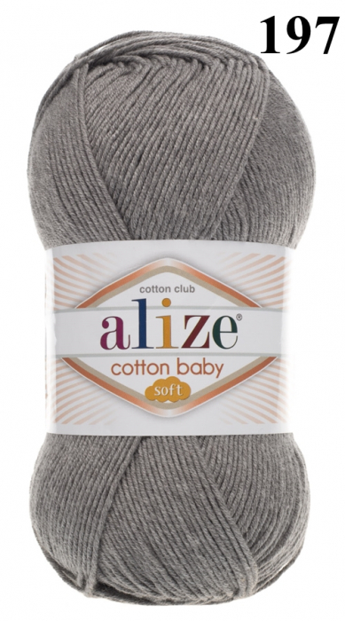 Cotton baby soft 7