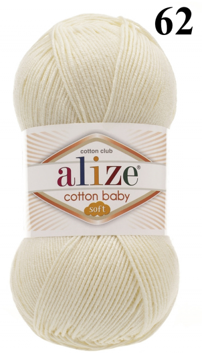 Cotton baby soft 8