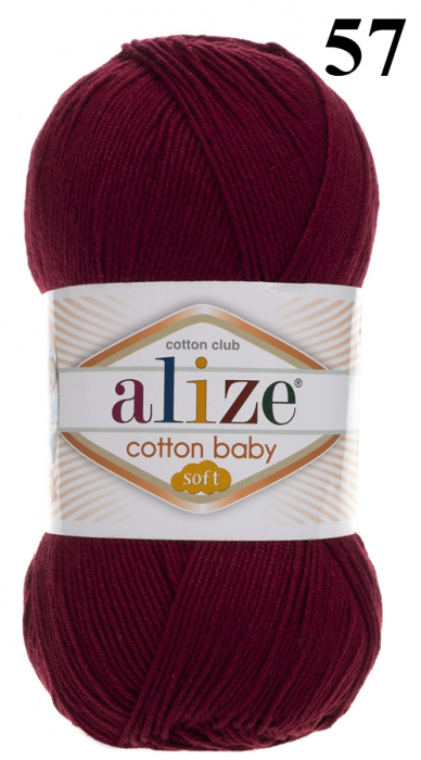 Cotton baby soft 32