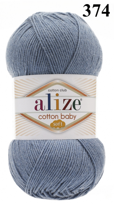 Cotton baby soft 10