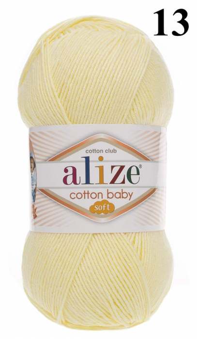 Cotton baby soft 31