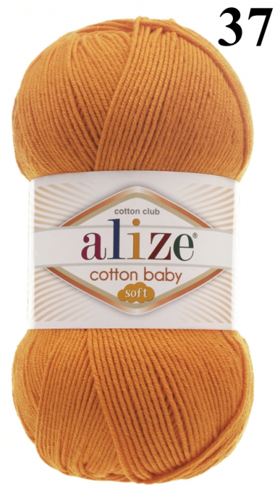 Cotton baby soft 14