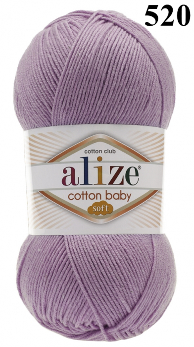 Cotton baby soft 16