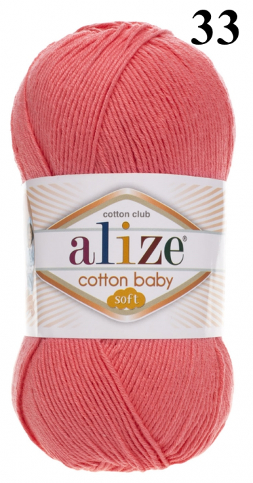 Cotton baby soft 18