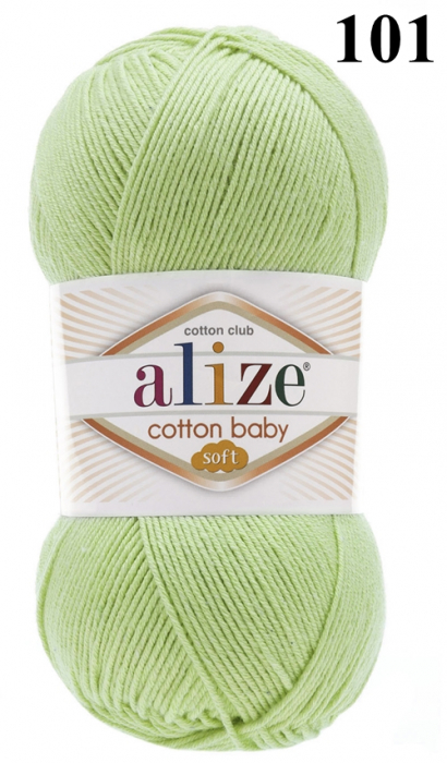 Cotton baby soft 19